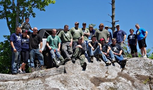 Trail Jam 2012