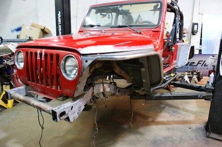 Vince's Super Jeep