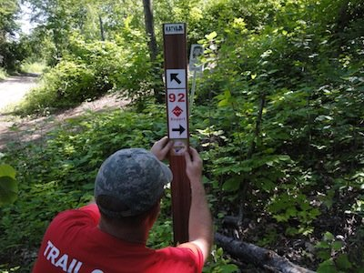 Joint Trail Signage
