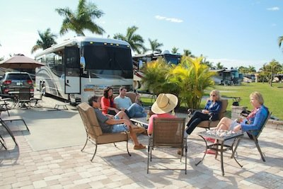 Tremendous Naples Motorcoach Resort Naples Florida Suncruiser Interior Design Ideas Gentotryabchikinfo