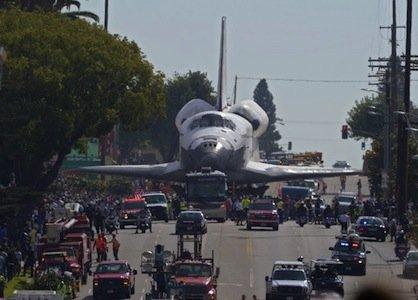 Endeavor Space Shuttle