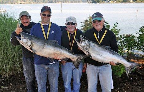 Salmon Classic at Sooke Harbour Resort