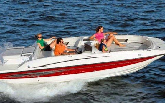 Bayliner Deckboat