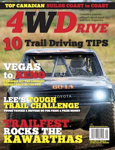 4WD Vol 14 Issue 5 Cover