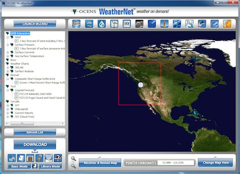Weathernet3 for Mac
