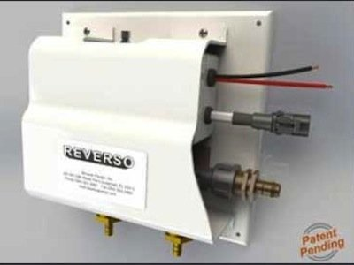 Reverso Automatic Outboard Flushing System Suncruiser