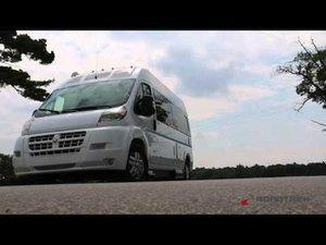 Roadtrek Zion SRT offers driving ease teaser