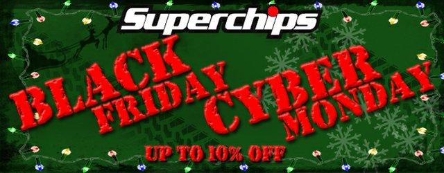 Superchips Black Monday Sale