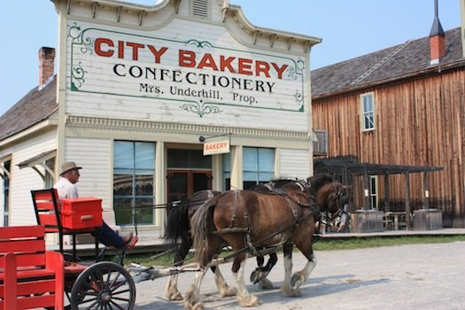 Fort Steele Carriage & Bakery