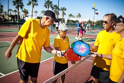 Pickleball at Palm Creek
