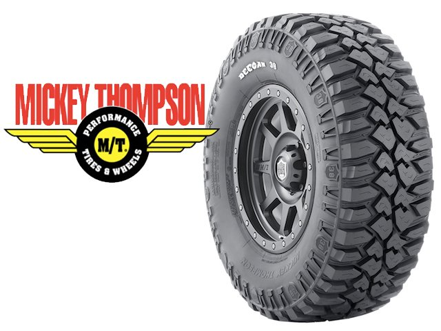 M/T adds 4 new sizes to the Deegan 38 tire line