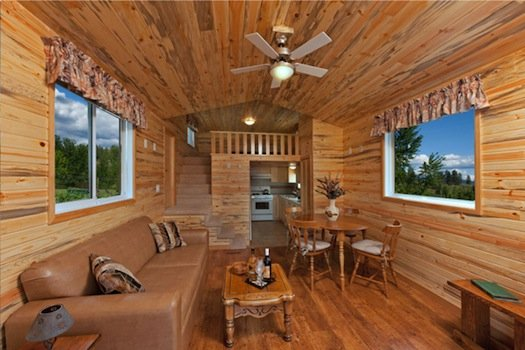 Modulux Pre-fab Cabin