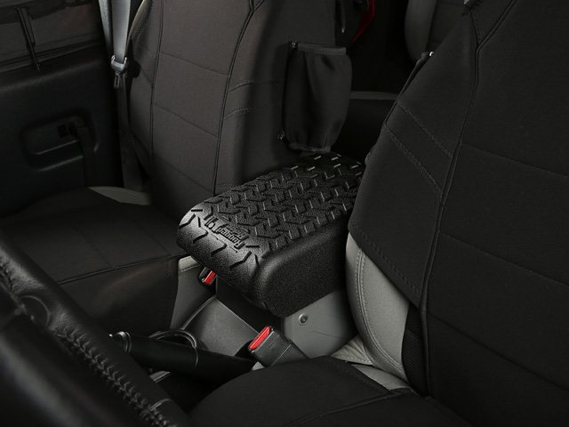 New all-terrain centre console covers for Jeep
