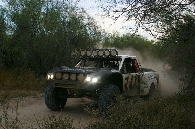 Jones Motorsports SCORE Baja 1000