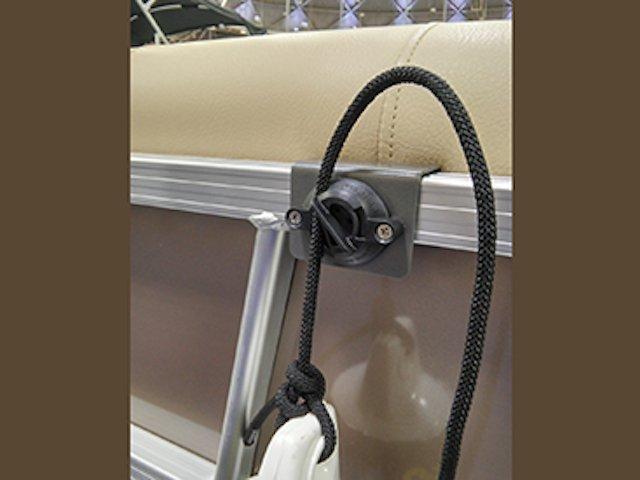 Portable Fender Clips For Pontoon Boat Rails Suncruiser