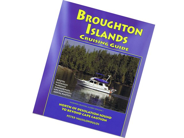 The Broughton Islands Cruising Guide