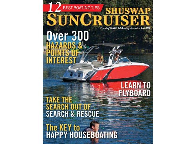 SunCruiser Shuswap 2016