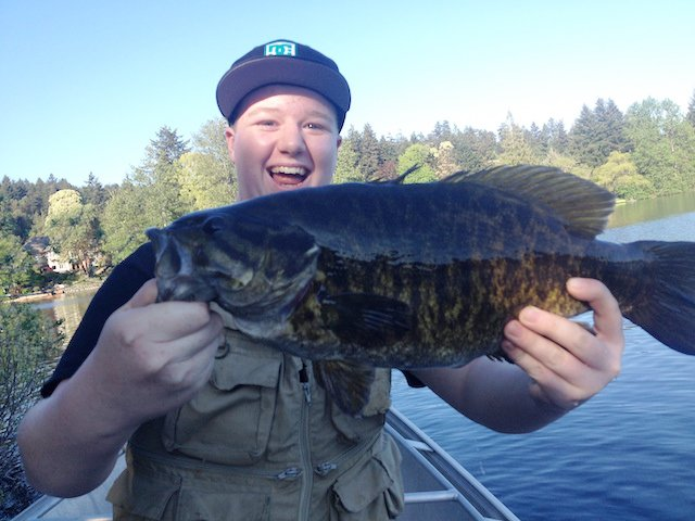 Vancouver Island Fishing Report - April 24/16 - SunCruiser