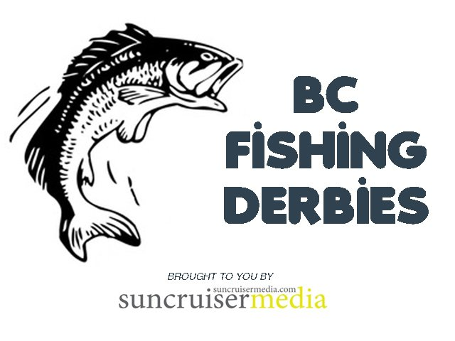 BC Fishing Derbies logo