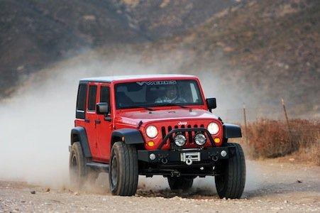 VWerks Jeep