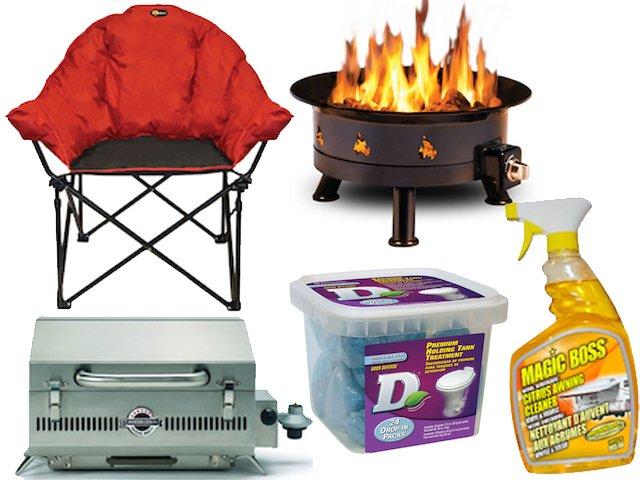 Top 5 Summer Accessories