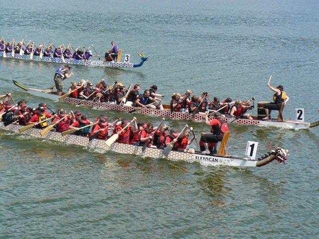 2016 Shuswap Dragon Boat Festival - Sat, June 25