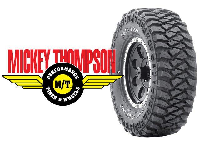 M/T Tires adds 2 new sizes to Baja MTZ-P3 line