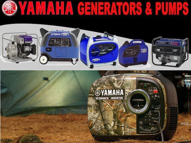 Yamaha's 'Summer Power Up' event on now