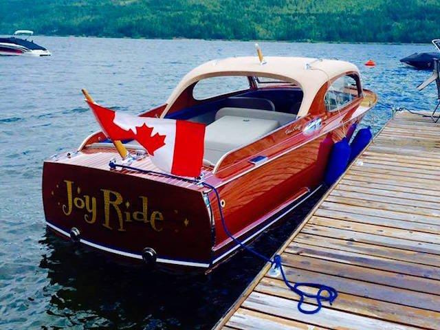 Sicamous Antique & Classic Boat Show - Aug. 5-7