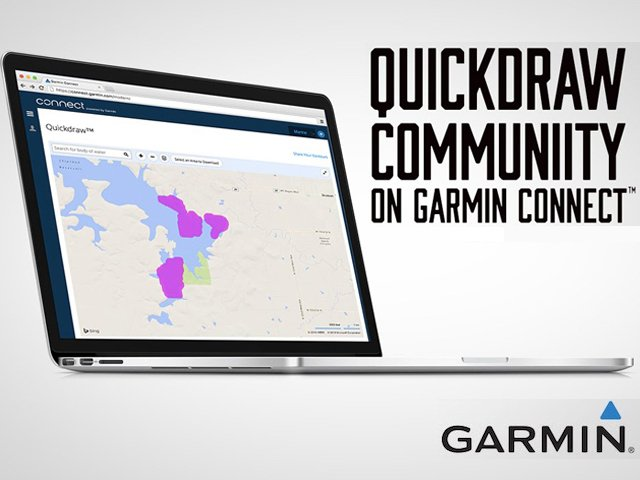 Garmin Quickdraw Community