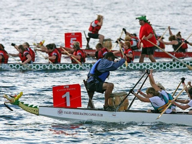 2016 Kelowna Dragon Boat Festival - Aug. 27 & 28