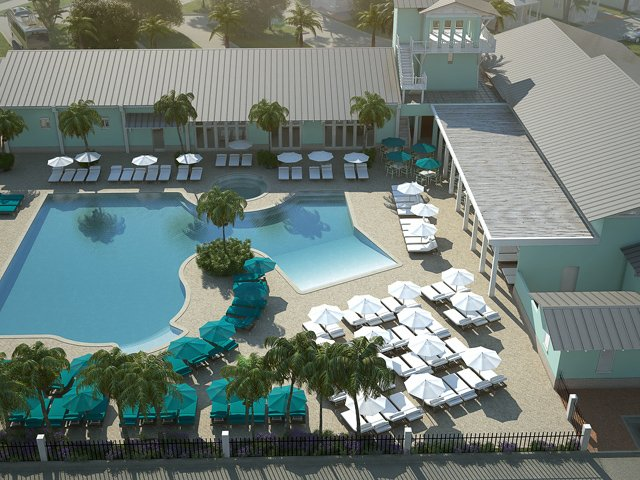 Ocean Breeze Resort-Jensen Beach, FL