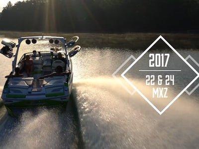 Malibu's fully redesigned 2017 22 & 24MXZ teaser