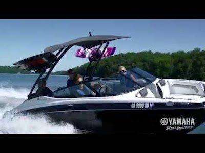 2017 Yamaha 19' Boats teaser