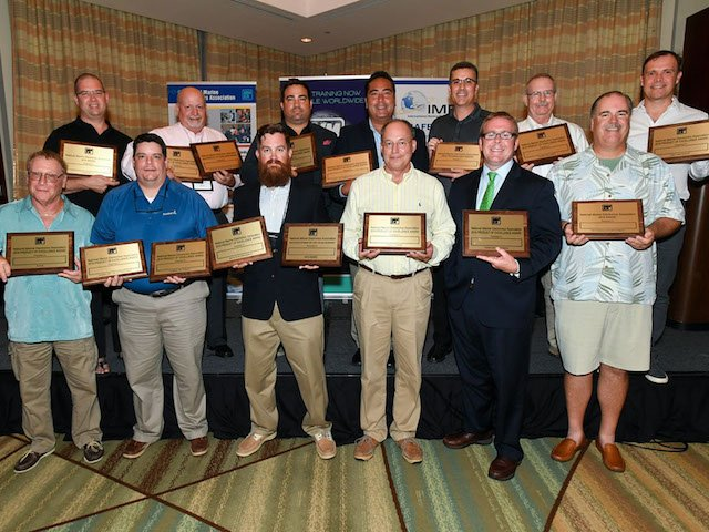 NMEA award winners
