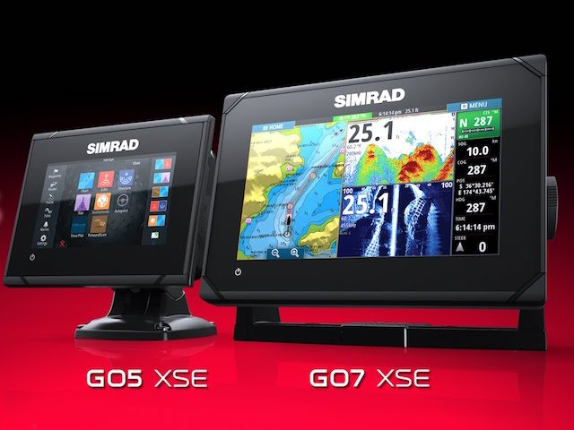 Simrad's GO XSE