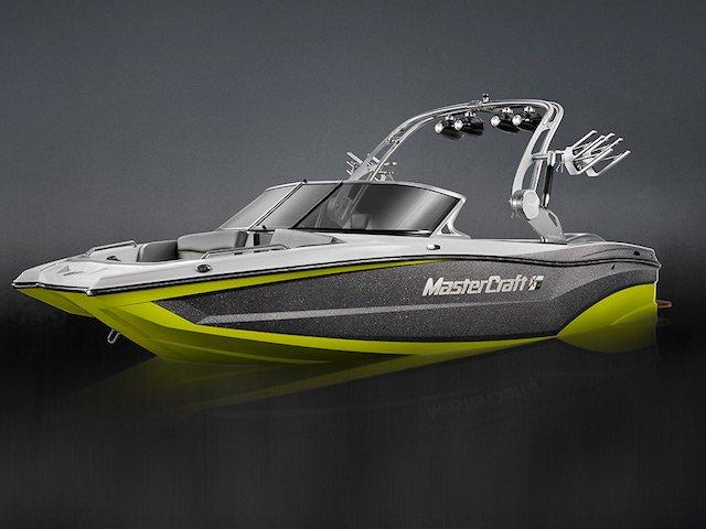 2017 MasterCraft XT20