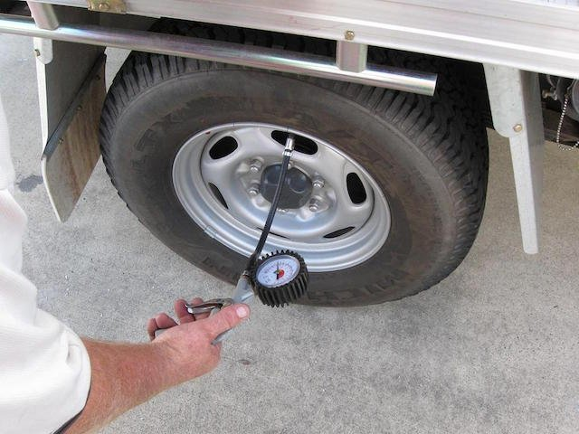 5 Tips to Take Care of your RV Tires over Winter