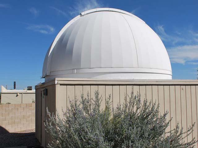 Butterfield RV Resort observatory