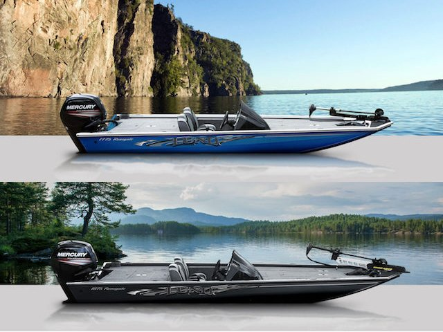 Lund Boats debuts new fishing boat