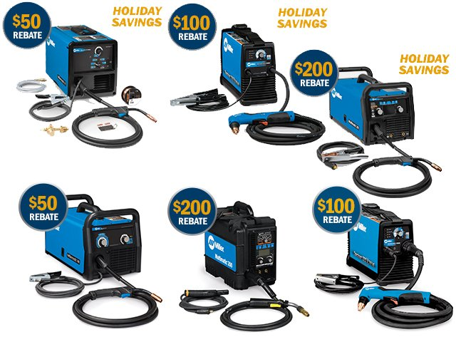 Miller's Build with Blue Holiday Savings promotion