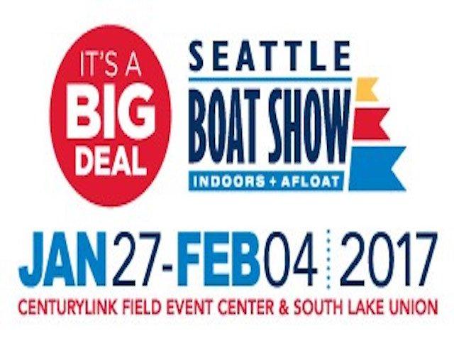 Seattle Boat Show Jan 27 - Feb 4, 2017