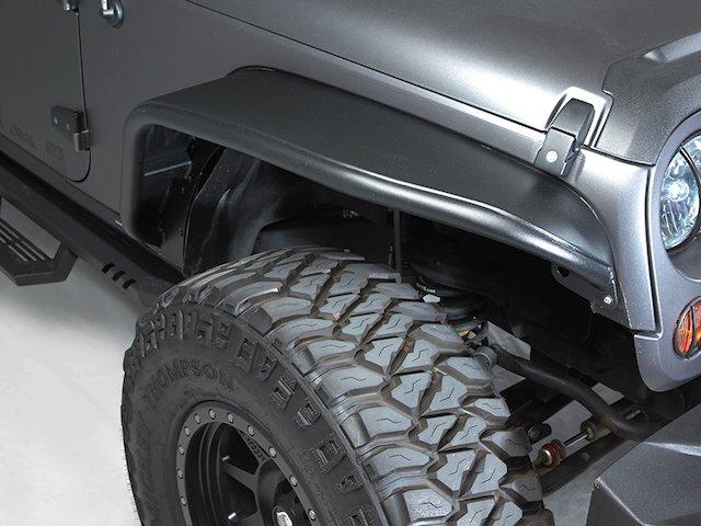 2015 Jeep Wrangler Unlimited >> New Bushwacker JK Fender Flares - SunCruiser