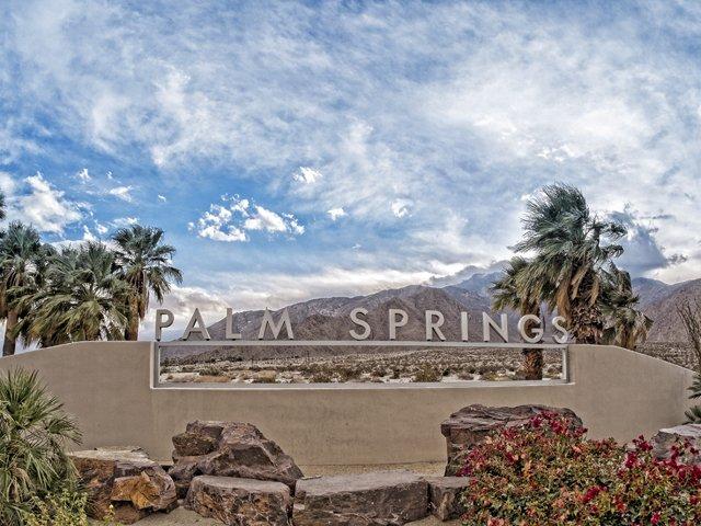 Spring Rving In Palm Desert Ca Suncruiser