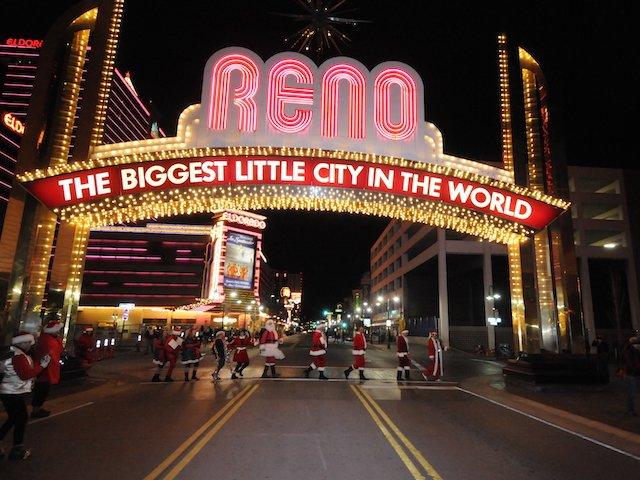 Reno Santa Crawl