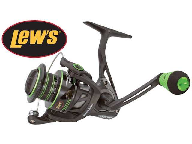 Lew 39 s mach ii spinning reel giveaway suncruiser for Free fishing tackle giveaway