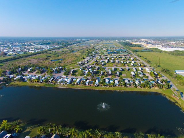 Silver Palms RV Resort - Florida