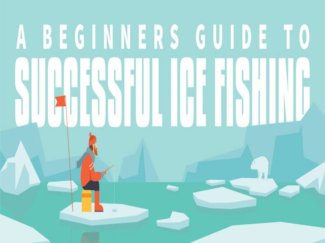 Beginner 39 s guide to successful ice fishing suncruiser for Beginners guide to fishing