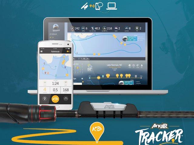 Apps maps part 1 suncruiser for Fish tracker app