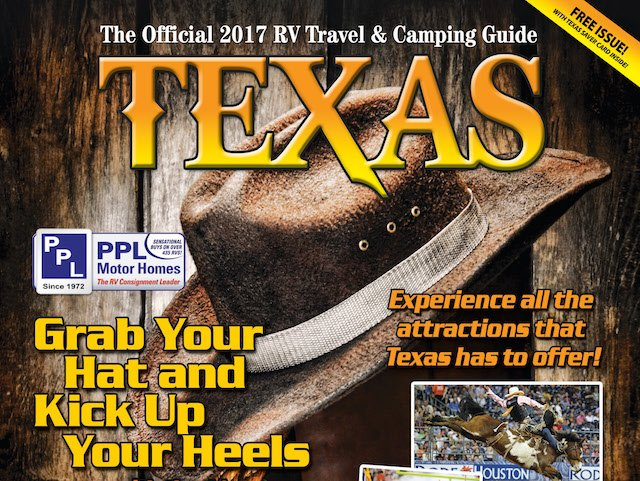 2017 Texas Campground Directory